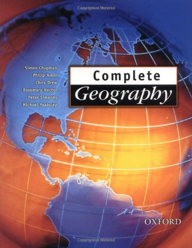 Complete Geography By Simon Chapman