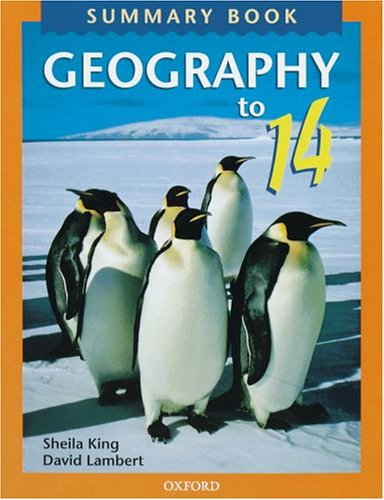 Geography to 14 By Sheila King