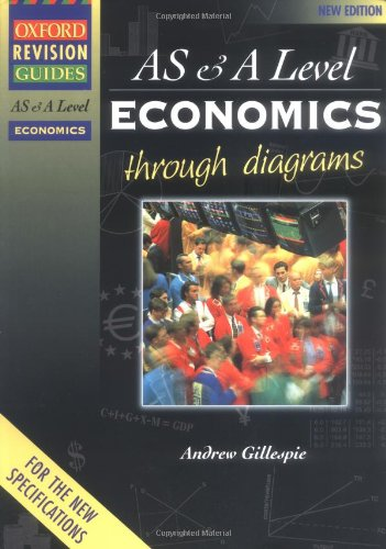 Advanced Economics Through Diagrams by Andrew Gillespie