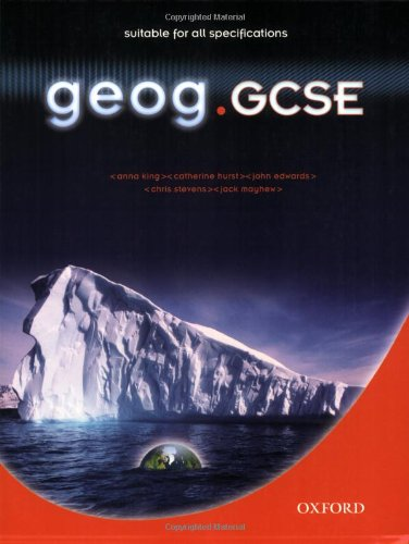 geog.GCSE: Students' Book By Anna King