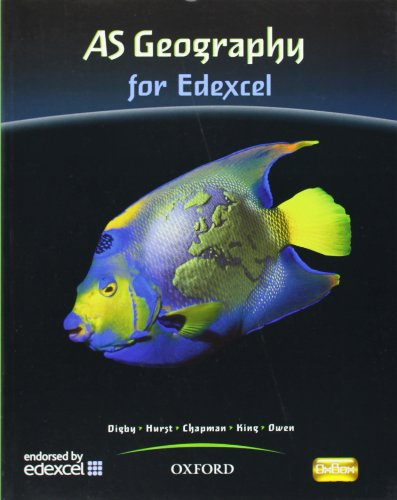 AS Geography for Edexcel Student Book By Bob Digby