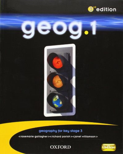 geog.1: students' book By RoseMarie Gallagher