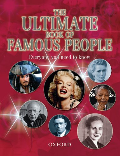 The Ultimate Book of Famous People By Various