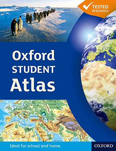 Oxford Student Atlas 2012 by Patrick Wiegand