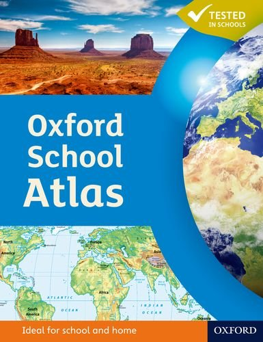 Oxford School Atlas By Patrick Wiegand