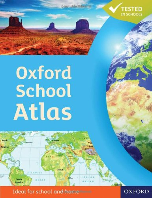 Oxford School Atlas 2012 By Patrick Wiegand