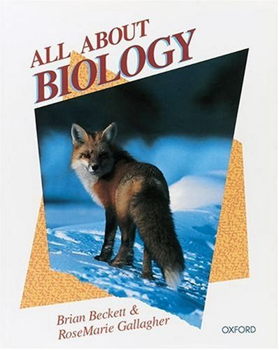 All About Biology By B.S. Beckett