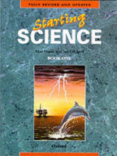Starting Science By Alan Fraser