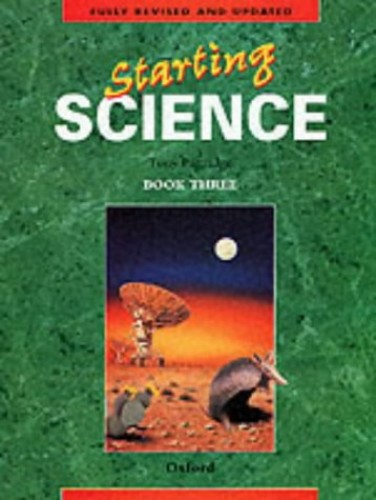 Starting Science By Tony Partridge