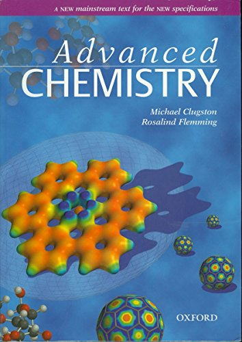 Advanced Chemistry (Advanced Science) By Michael Clugston