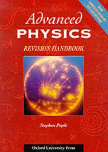 Advanced Physics Revision Handbook By Stephen Pople