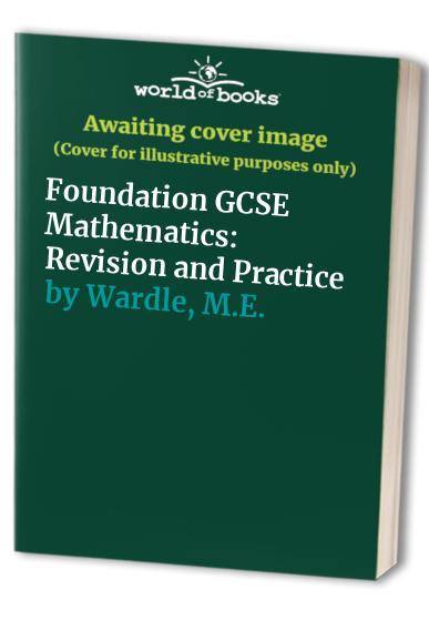 Foundation GCSE Mathematics By A. Ledsham