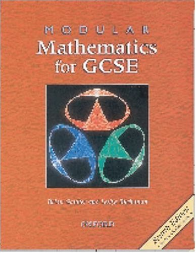 Modular Mathematics for GCSE By Brian Gaulter