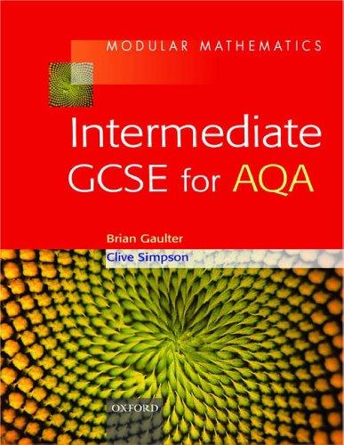 Modular Mathematics GCSE for AQA By Brian Gaulter