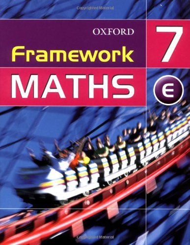 Framework Maths: Year 7 Extension Students' Book By David Capewell