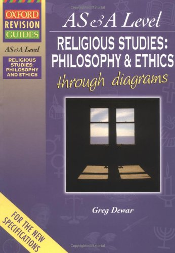 Advanced Religious Studies By Greg Dewar