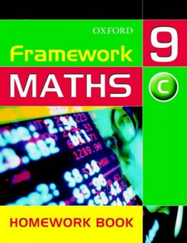 Framework Maths: Year 9: Core Homework Book By David Capewell