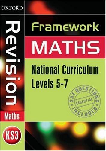 Framework Maths By David Capewell