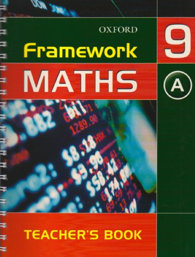 Framework Maths: Year 9: Access Teacher's Book By Ray Allan