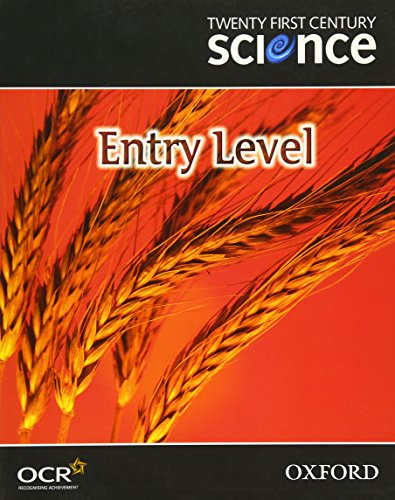 Twenty First Century Science: Entry Level Textbook By University of York Science Education Group