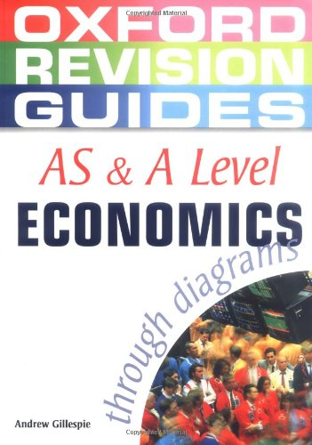 AS and A Level Economics Through Diagrams by