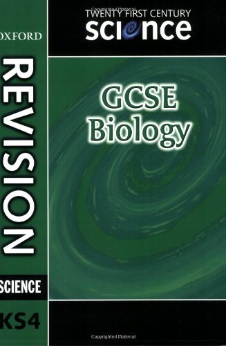 Twenty First Century Science: GCSE Biology Revision Guide By Philippa Gardom Hulme