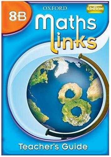 MathsLinks: 2: Y8 Teacher's Book B By Geoff Fowler