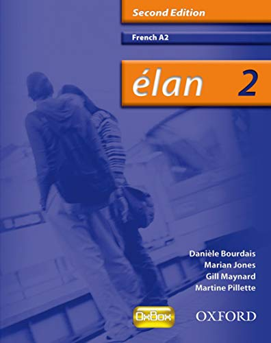 Elan: 2: A2 Students' Book By Gill Maynard