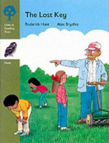 Oxford Reading Tree: Stage 7: Owls Storybooks: The Lost Key By Rod Hunt