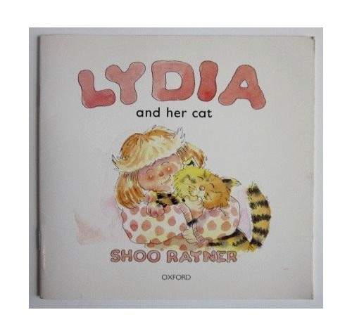 Lydia and Her Cat By Shoo Rayner