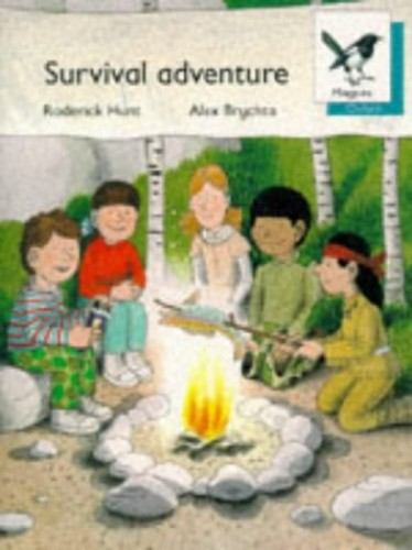 Oxford Reading Tree: Stage 9: Magpies Storybooks: Survival Adventure By Mr. Alex Brychta