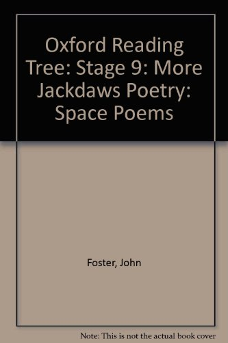 Oxford Reading Tree: Stage 9: More Jackdaws Poetry By John Foster