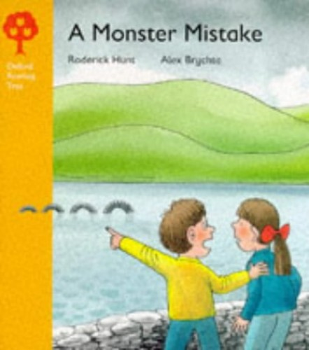 Oxford Reading Tree: Stage 5: More Stories: Monster Mistake By Roderick Hunt