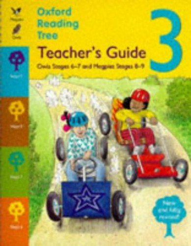 Oxford Reading Tree: Stages 6-9: Owls and Magpies: Teacher's Guide 3 By Thelma Page