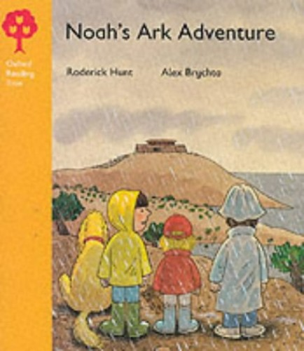 Oxford Reading Tree: Stage 5: More Stories: Noah's Ark Adventure By Roderick Hunt