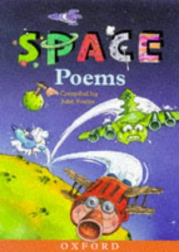 Poetry Paintbox: Space Poems Edited by John Foster