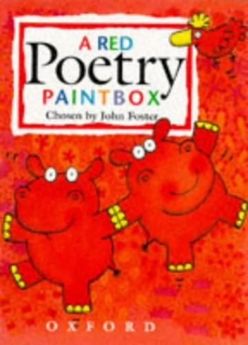RED POETRY PAINTBOX