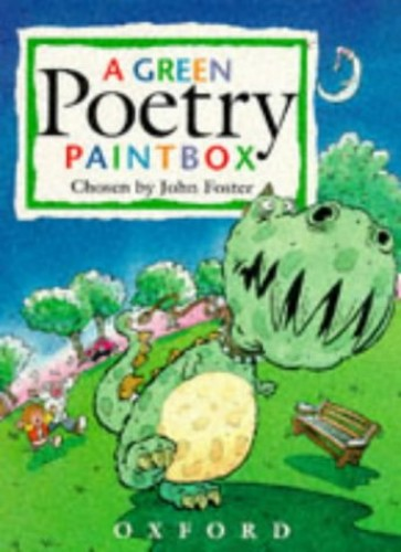 GREEN POETRY PAINTBOX