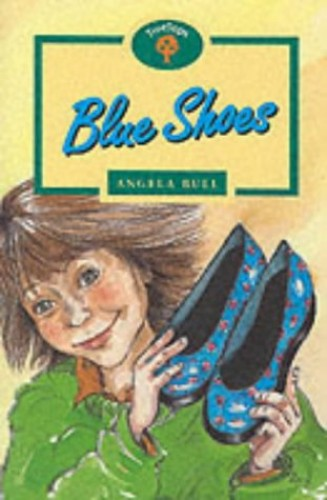 Oxford Reading Tree: Stage 12: TreeTops: Blue Shoes By Angela Bull