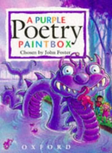 PURPLE POETRY PAINTBOX