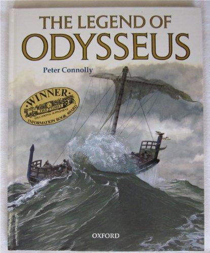 The Legend of Odysseus von Peter Connolly