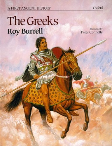 A First Ancient History: The Greeks Bk.2 by R.E.C. Burrell