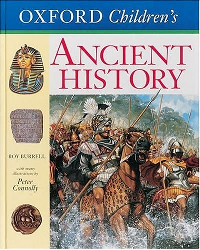 Oxford Children's Ancient History By R.E.C. Burrell