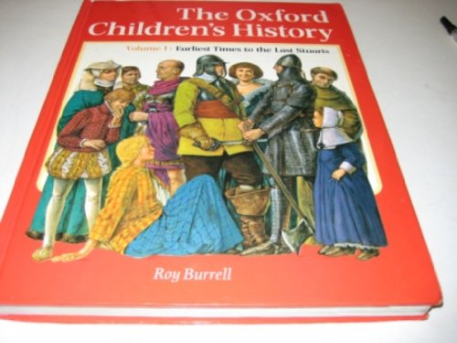 Oxford Children's History By R.E.C. Burrell