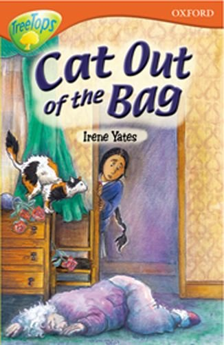 Oxford Reading Tree: Level 13: Treetops More Stories B: Cat out of the Bag By Paul Shipton