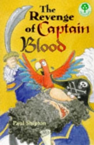 The Revenge of Captain Blood By Paul Shipton