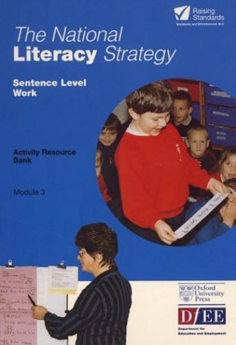 National Literacy Strategy Activity Resource Banks By Edward Beechert