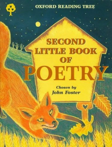 OXFORD SECOND LITTLE BOOK OF POETRY By John Foster