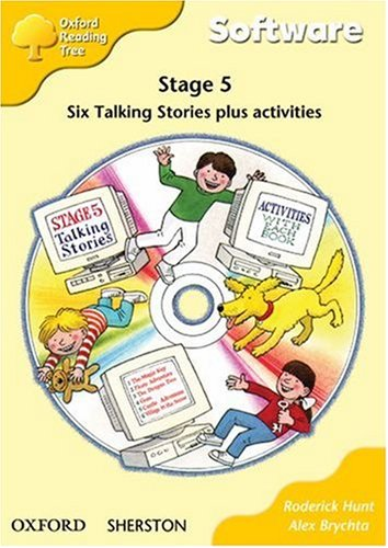 Oxford Reading Tree: Level 5: Talking Stories: CD-ROM: Single User Licence By Roderick Hunt