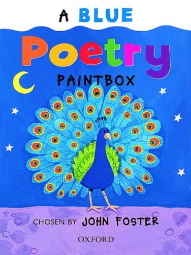 Poetry Paintbox By Edited by John Foster